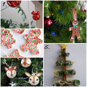 Christmas Ornament Roundup